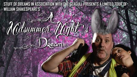 A Midsummer Night's Dream will be performed in Lowestoft. Picture: Stuff of Dreams Theatre Company