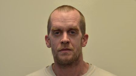 Dominic Van Allen, 46, was jailed for firearms offences after a home-made gun was found on the Heath