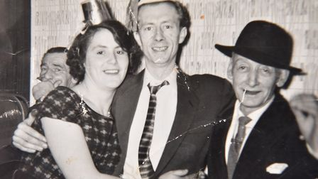 Stanley and Marion Stroud are celebrating their diamond wedding anniversary. Picture: Supplied
