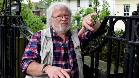 Bill Oddie is one of the Hampstead locals objecting to Keats House's new licensing application. Pict
