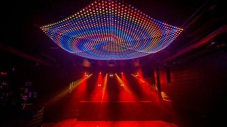 Colours Hoxton will feature a stunning light installation. Picture: Mothership Group.