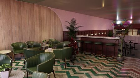 Colours is set to launch in Hoxton Square this Friday, September 13. Picture: Mothership Group.