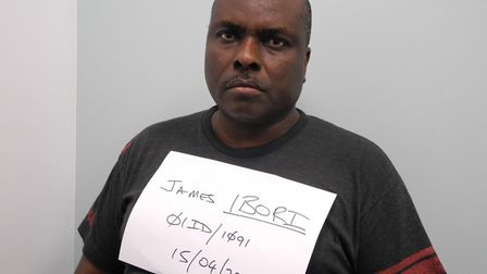 James Ibori, the former governor of Nigeria's Delta state, who laundered his millions in part throug