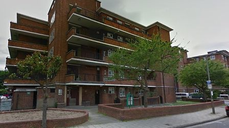 The block of flats in Battersea where a series of companies thought to be linked to the Italian Prem