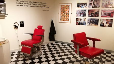 Images from Hackney Museum's We Got Style! exhibition. Picture: Sarah Burgess