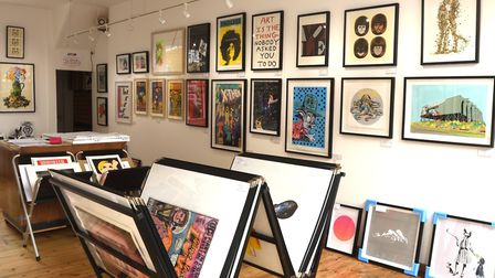 The exhibition will run at Atom Gallery for three weeks in November. Picture: Atom Gallery.