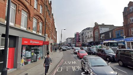 A man in his mid-20s was fatally stabbed in Camden Town last night. Picture: Google