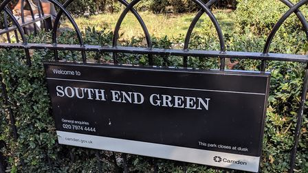 South End Green. Picture: Sam Volpe