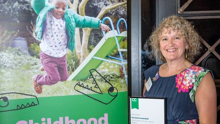 The NSPCC holds its annual Champion Volunteers Awards reception, luncheon and awards ceremony at Ban
