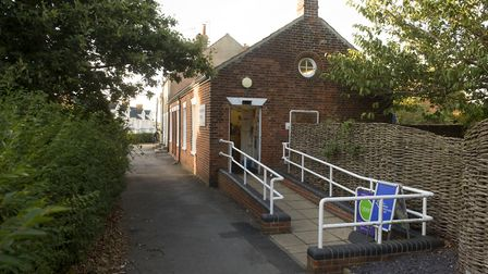 Southwold Library. Picture: Nick Butcher