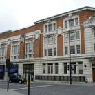 Camden Council's temporary town hall at the Crowndale Centre. Picture: Creative Commons/Philafrenzy
