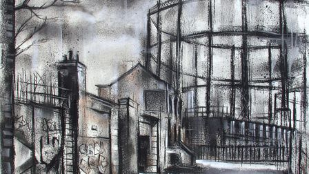 Gasworks by Marc Gooderham.