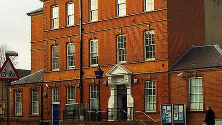 Hornsey Police Station. Picture: Highgate Police