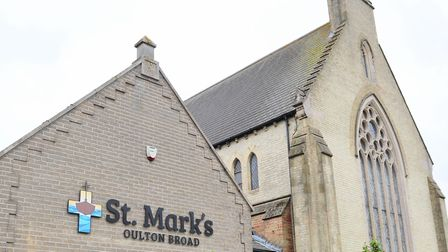 St Mark's Church in Oulton Broad will host the special talk. Picture: Nick Butcher