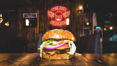 Brewdog Dalston will become the brewery's first fully vegan bar. Picture: Brewdog