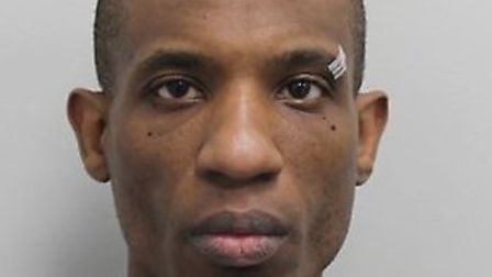 Jason Brown has been jailed for 15 years for aggravated burglary at a house in Hackney. Picture: Met