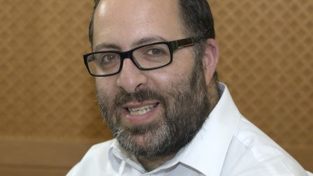 Muswell Hill Synagogue's Rabbi David Mason is joined Jewish people around the world to celebrate Ros
