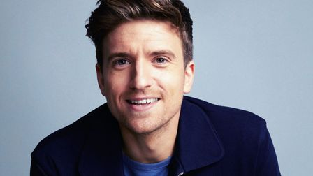 Radio 1 DJ Greg James initially launched the Tailenders podcast in November 2017. Picture: BBC.