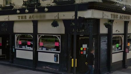 The Acorn pub in Queensbridge Road. (Picture: Google Maps).