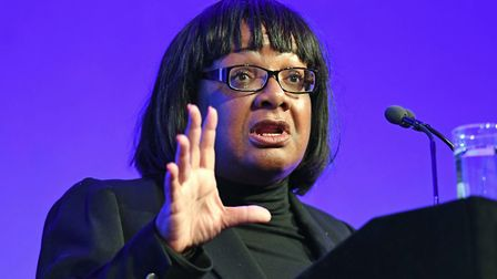 Diane Abbott, who says Universal Credit is in fact 'universally discredited'. Picture: Stefan Rousse