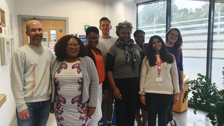 Martina Agho and her team spoke to service users and carers to find out the best ways to improve ser