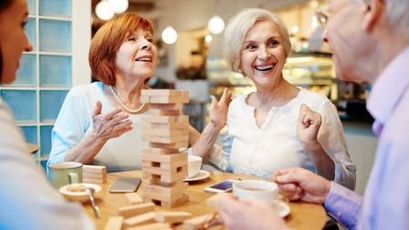 Connect with others in the community. Picture: Shutterstock/pressmaster