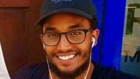 Victim Zakaria Abukar Sharif Ali, 26, tried to stop street fight and calm things down. Picture: MPS
