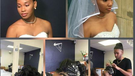 Studio Phase Hair and Beauty Salon specialises in all kinds of hairstyles and its owner Vee has been