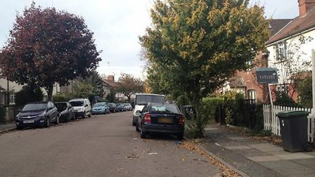 Hill Road, N10. Quality of life was found to be markedly lower in certain roads off Colney Hatch Lan