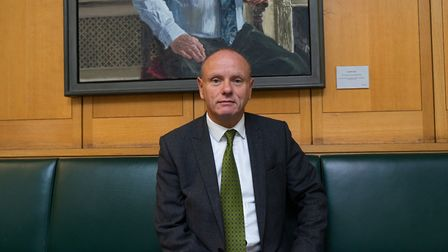 Mike Freer MP this week. Picture: Joshua Thurston