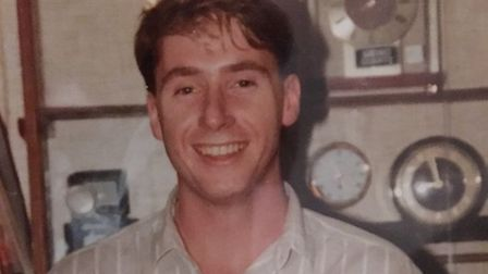 Watchmaker Angus Stewart junior, who died after contracting hepatitis C from contaminated blood. Pic