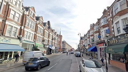 Muswell Hill. Picture: Google