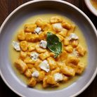 Pumpkin Gnocchi is one of the stand out dishes at Officina 00. Picture: Joe Woodhouse.