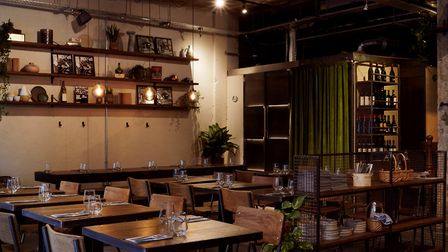 This cosy, comfortable restaurant opened in September close to Old Street roundabout. Picture: Joe W