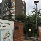 Kennaway Estate in Church Street. Picture: Sam Gelder