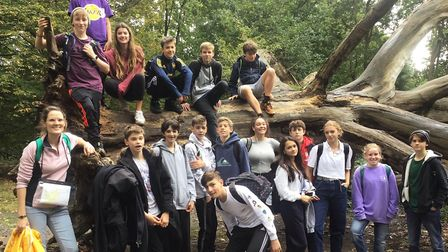Highgate School & LAET Raise over �82K for Uganda in 2,500 Strong Sponsored Staff and Pupil Walk fro