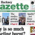 The Gazette has gone green for a climate change special.