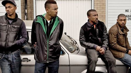 Manwaring also played a part in casting actors for the original series of Top Boy. Picture: Supplied