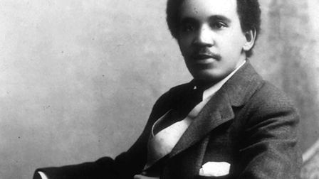 Samuel Coleridge-Taylor. Picture: Public Domain