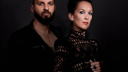 Michael Claff and Tracy Coogan lead the cast in Macbeth at Theatro Technis. Picture: Michael Brosnan