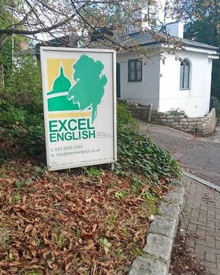 Excel English Language School has been running for 30 years. Picture: Hannah Somerville