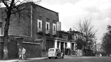 The original Jack's Straw's Castle as it looked in 1955. Picture: Michael Hammerson