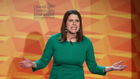 Green party candidates have stood down in some areas in favour of the Lib Dems. Picture: Yui Mok/PA