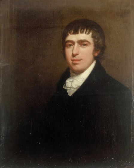 George Loddiges, Picture: Courtesy of Hackney Museum