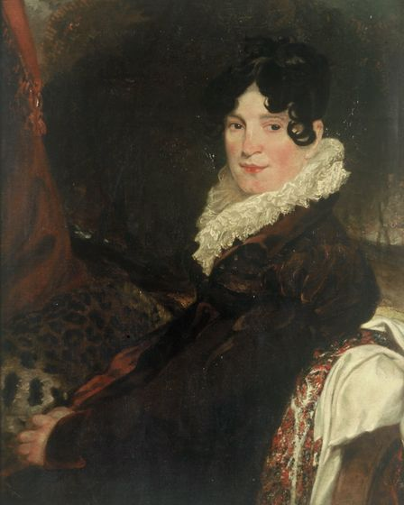 Jane Loddiges, Picture: Courtesy of Hackney Museum