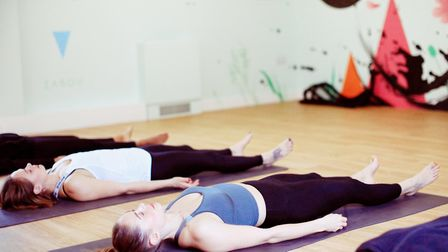 Strong + Bendy hosts 130 fitness classes per month. Picture: Supplied