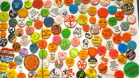 From The Summer of Love exhibition. Picture: Flickr torbakhopper Attribution-NoDerivs 2.0 Generic (C