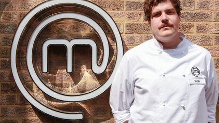 Yann Florio is currently competing in MasterChef: The Professionals. Picture: Supplied.