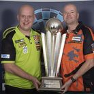 World Champion Michael Van Gerwen and Five-time World Champion Raymond Van Barneveld launch this yea