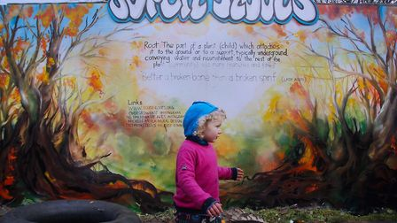 Super Roots gets kids to enjoy nature and learn about conservation and the environment through adve